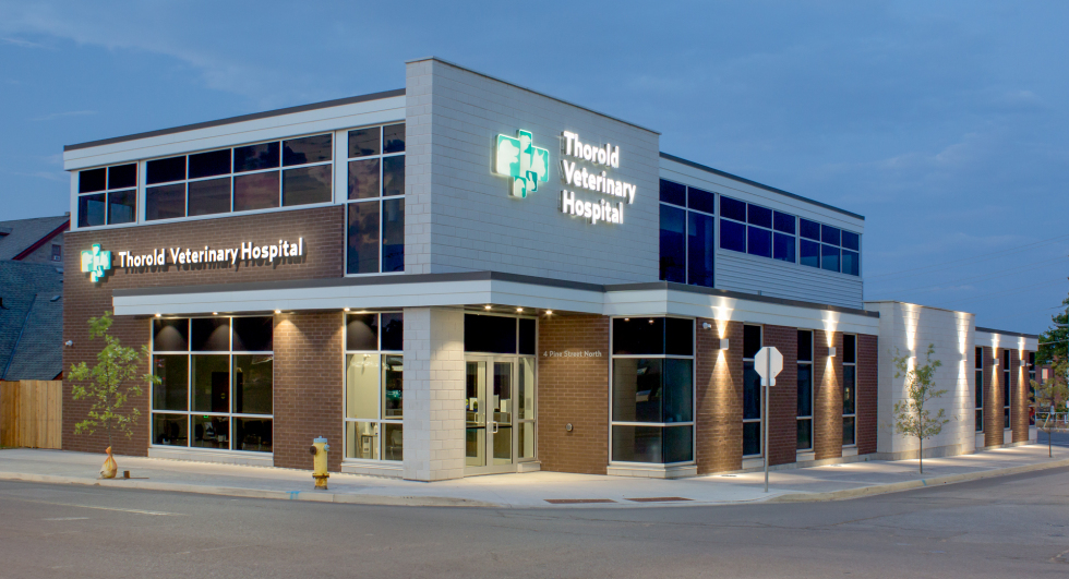 A Look at the New Thorold Veterinary Hospital