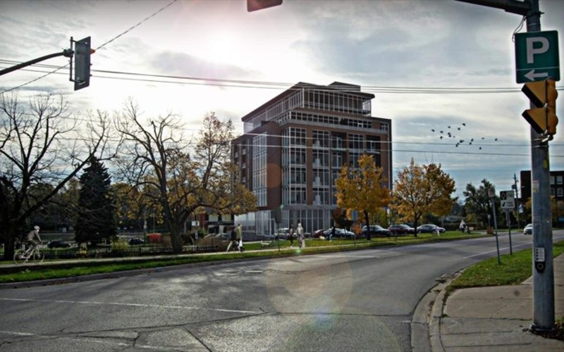 Port Dalhousie condo project approved
