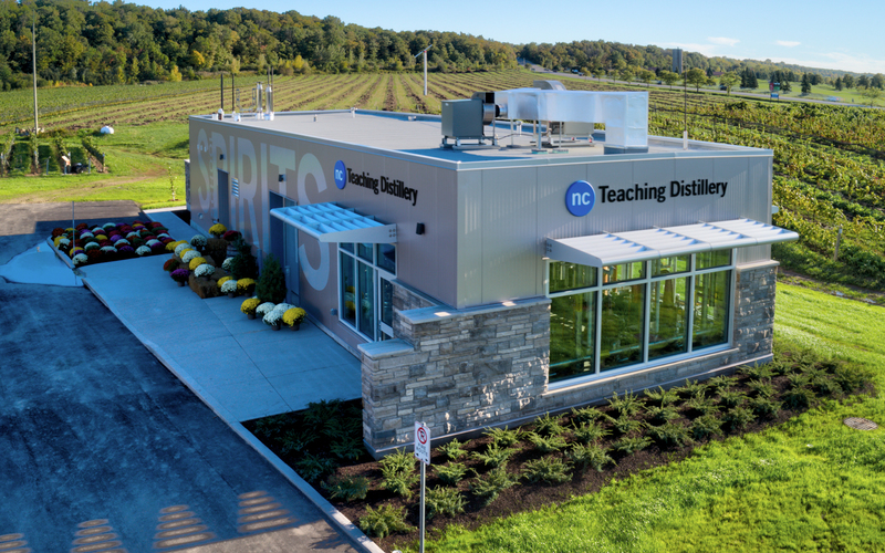 Canada's First Teaching Distillery Opens at Niagara College