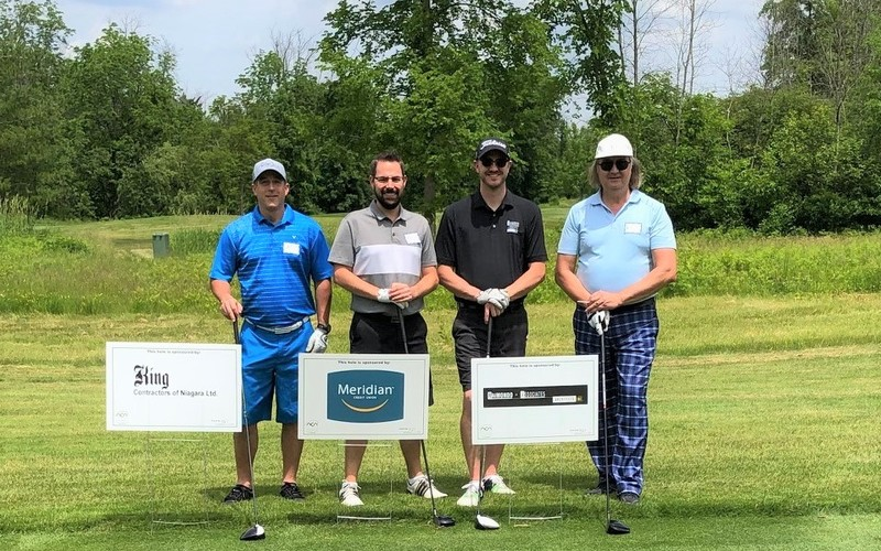 RAAI Supports the 38th Annual NCA Golf Tournament