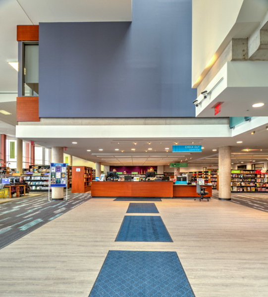RAAI Completes Welland Library Main Branch Renovation