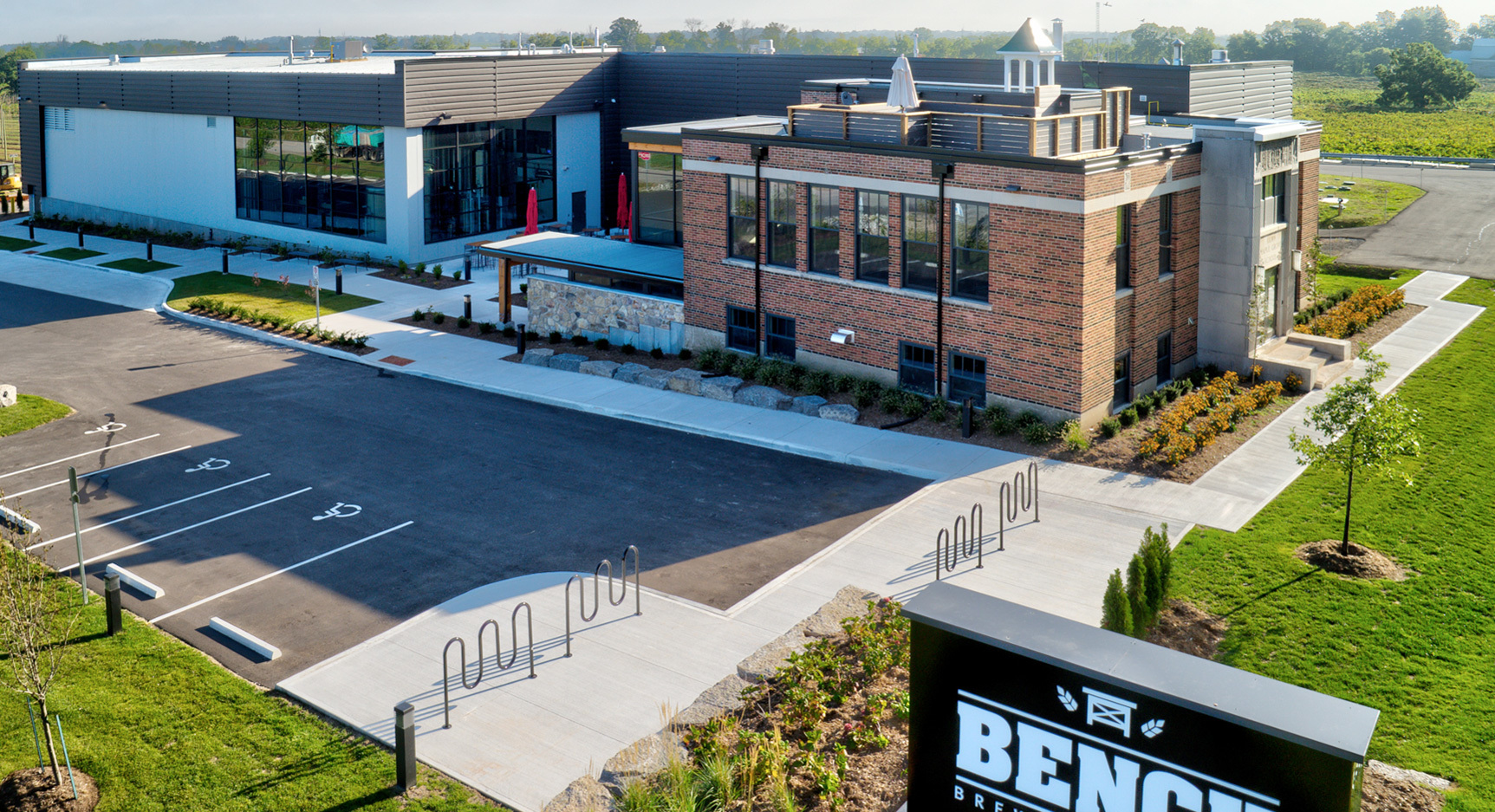 Bench Brewery Commercial Raimondo Associates Architects Inc